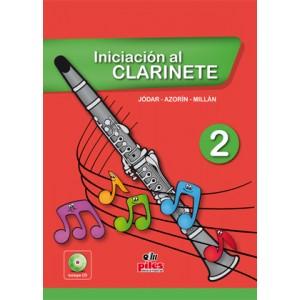 Iniciación al Clarinete 2º + CD