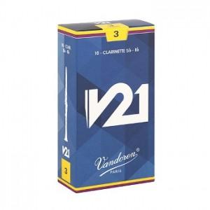 CAJA CAÑAS CLARINETE V-21 VANDOREN