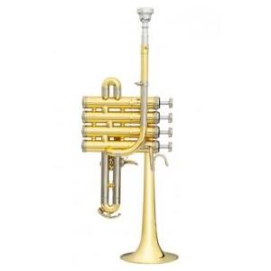 Trompeta Piccolo Sib/la B&S Modelo: BS 31312