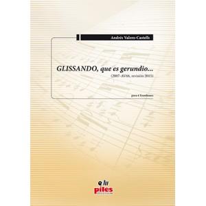 GLISSANDO QUE ES GERUNDIO VALERO CASTELLS ANDRES
