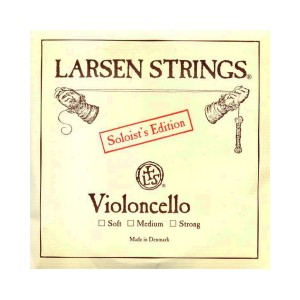 CUERDA CELLO SOLOIST MEDIUM LARSEN