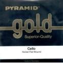 CUERDA CELLO GOLD MEDIUM PYRAMID