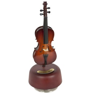 CAJA MUSICAL MINI CELLO