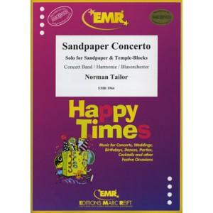 Sandpaper concerto