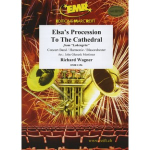 Elsa´sprocession to the catedral from Lohengrin