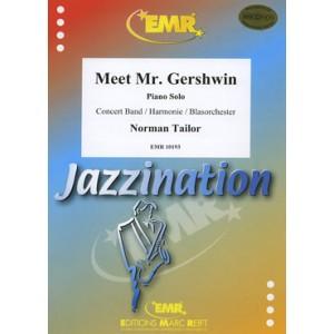Meet Mr.gershwin,Tailor
