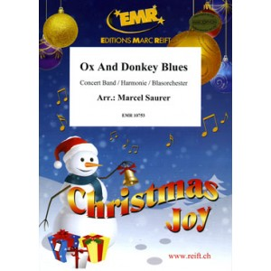 Ox And Donkey Blues(Christmas Joy),Parson