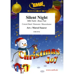 Silent Night(Christmas Yoy)-Saurer