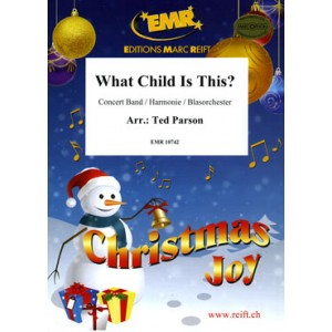 What Child Is This?(Christmas Joy)Parson
