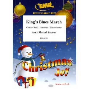 King´s Blue March (Christmas Joy)