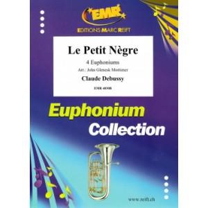 Le petit négre (4 Bombardinos) Debussy