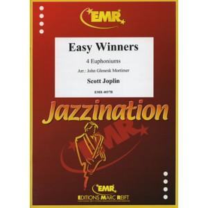 Easy Winners (4 Bombardinos)-Joplin