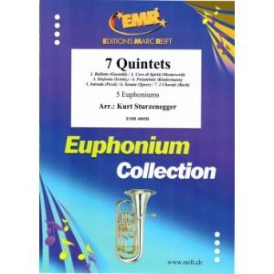 7 Quintette (5 Bombardinos)