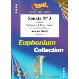 Sonata N 3 in A minor-Vivaldi