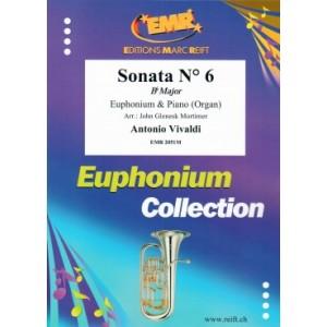 Sonata N 6 in Bb major - Vivaldi