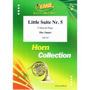 Little suite n.5 (James )