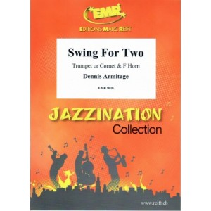 Swing for Two-Armitage,Dennis