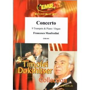 Concerto (9 Trompetas)Manfredin