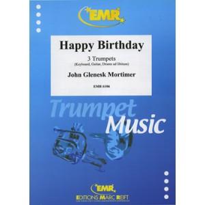 Happy Birthday (3 Trompetas) Mortimer