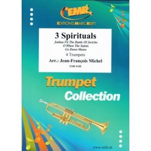 3 Spirituals( 4 Trompetas )Michel