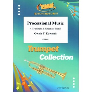 Processional Music (4 Trompetas)-Edwards