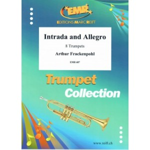 Intrada & Allegro(8 Trompetas)-Frackenpohl