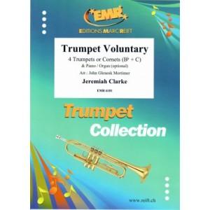 Trumpet voluntary(4 trompetas)Clarke
