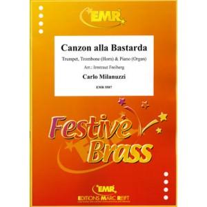 Canzon alla bastarda, Milanuzzi