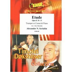 Etude Op. 8 N 11 ( Scriabin )