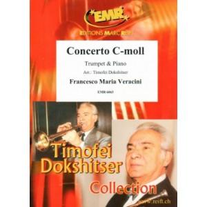 Concert c-moll ( Veracini, Fr)