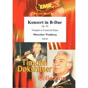 Concert in B-Dur, Op. 94 (Wainberg,Michael)