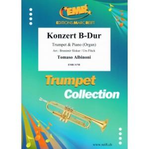 Konzert B-Dur ( Albinoni, Tomaso )
