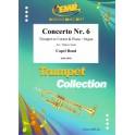 Concerto Nr. 6 in Bb - Bond, Capel
