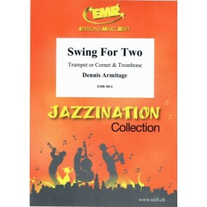 Swing for Two- Armitage,Dennis