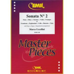 Sonata N 2- Uccellini,Marco