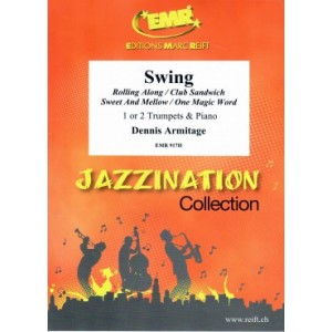 Volume 3 Swing - Armitage,Dennis