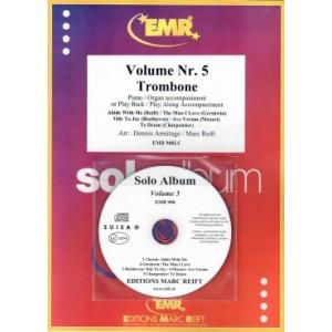 Solo Album Vol.5+CD-Armitage
