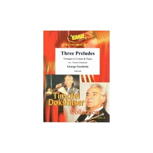 Three Preludes (Gershwin)