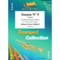 Sonata N.5 (Galliard,)