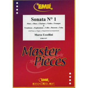 Sonata N 1 (Trombón-Flauta) Uccellini