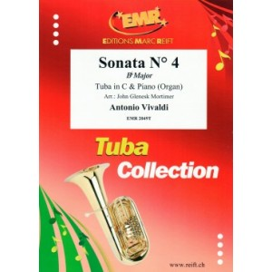 Sonata n.4 Sib mayor (Tuba-Piano) Vivaldi