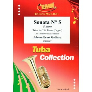 Sonata n.5(Tuba-Piano)Galliard