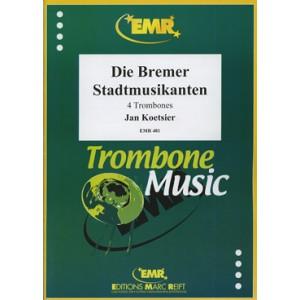 Die Bremer Stadtmusikanten Op. 138