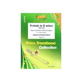 Prelude D Minor BWV 539 (Bach)