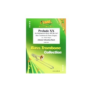 Prelude XX (Bach)