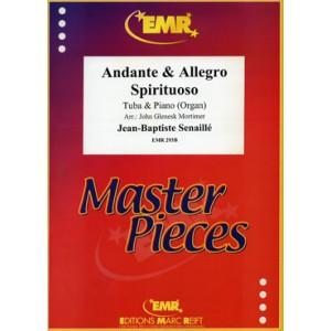 Andante & Allegro Spiritoso (Senaille)