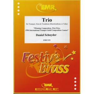 Trio ( Schnyder,Daniel.)