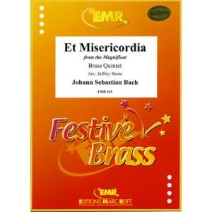 Et Misericordia The Magnificat (Bach)