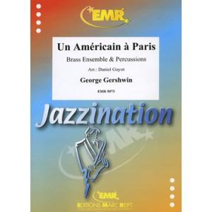Un Américain à Paris-Gershwin