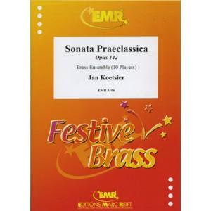 SonataPraeclasica Op.142-Koetsier